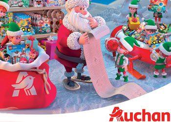 Catalogue de jouets : Auchan