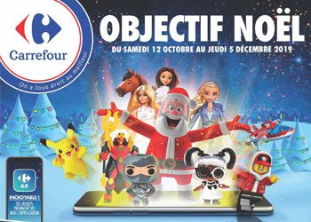 Catalogue de jouets : Carrefour