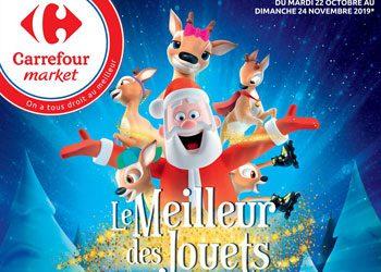 Catalogue de jouets : Carrefour Market