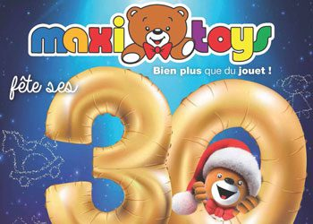 Catalogue de jouets : Maxi Toys