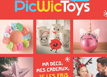 Catalogue de jouets : PicWicToys