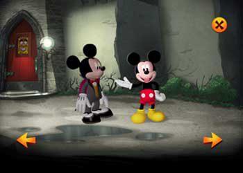 Jeu : Mickey et le château