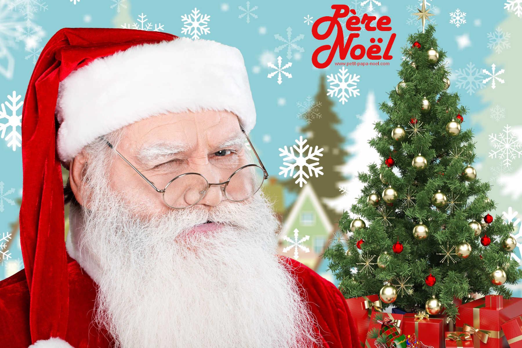 Petit Papa Noël Album Photos Atelier Du Père Noël