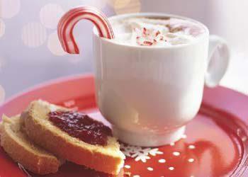 Recette : Chocolat chaud de Noël