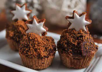 Recette : Muffins épicés de Noël