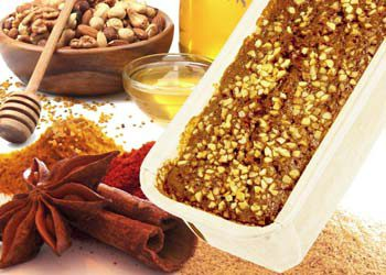 Recette : Pain d'épices au miel