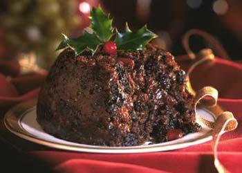 Recette : Pudding de Noël