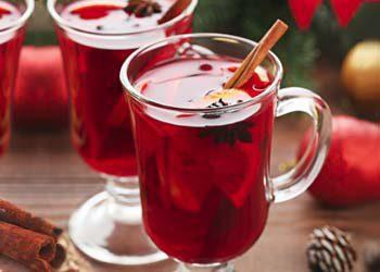 Recette : Thé rouge de Noël