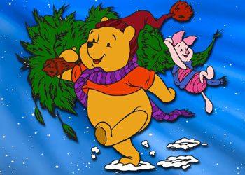 Coloriage : Winnie l'ourson