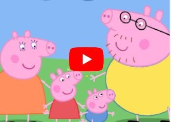Dessin animé : Pappa Pig