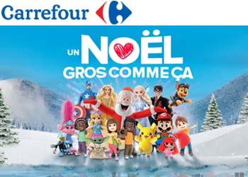 Catalogue de jouets 2020 : Carrefour