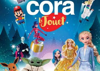 Catalogue de jouets 2020 : Cora