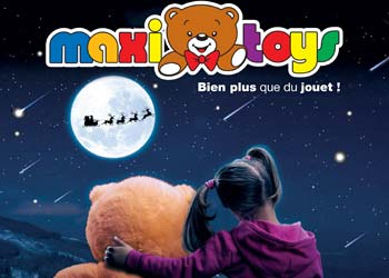 Catalogue de jouets 2020 : Maxi Toys