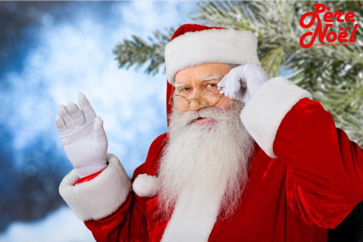 Petit Papa Noël Album Photos Père Noël Image Père Noël